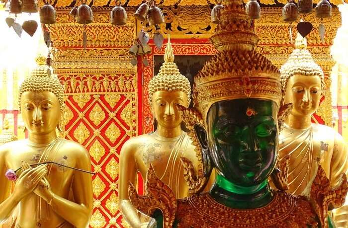 Compounds of Wat Phra That Doi Suthep