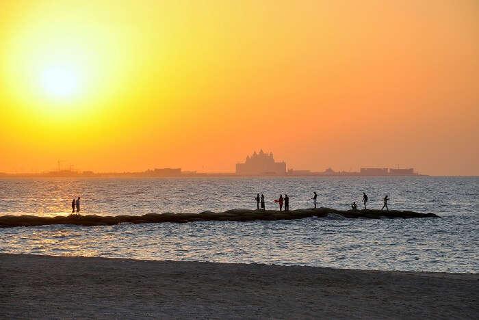 Ghantoot Beach