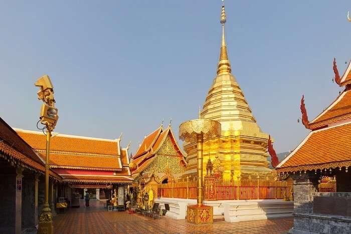 History Of Wat Phra That Doi Suthep