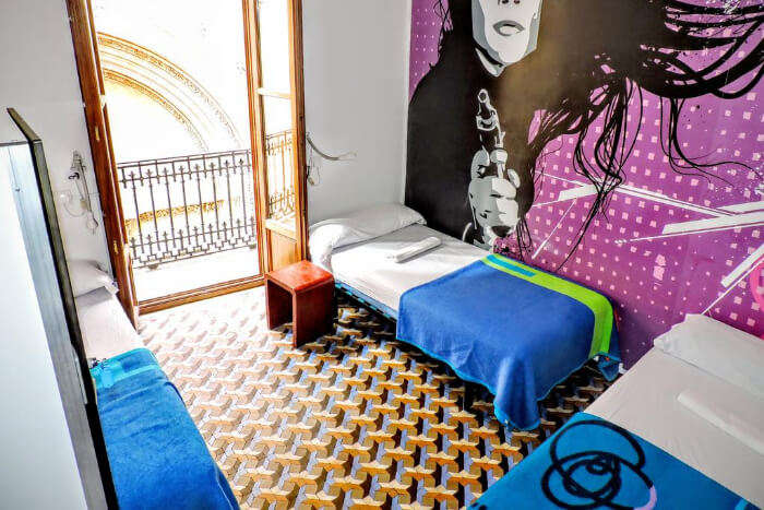 Home Youth Hostel Valencia in Spain