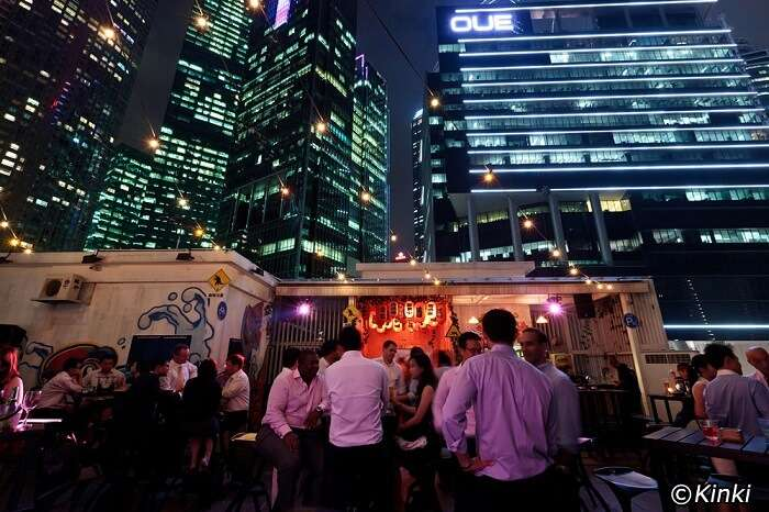 Kinki Rooftop Bar & Restaurant