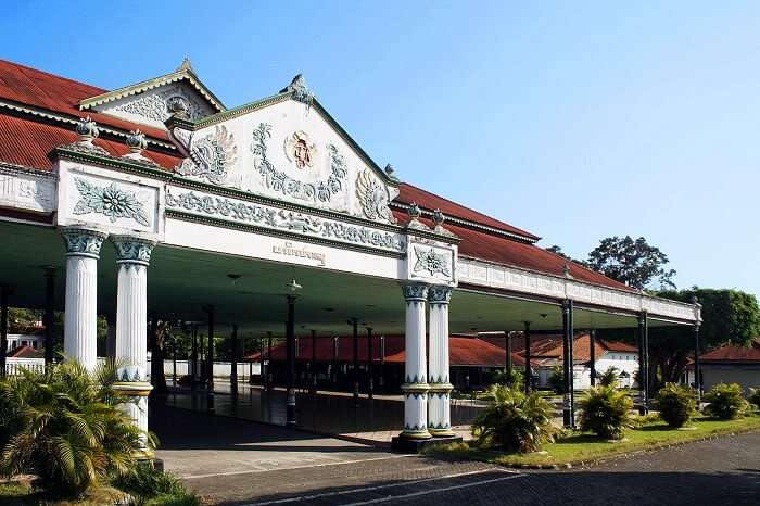 Kraton Palace