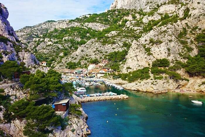 take a trip to Les Calanques