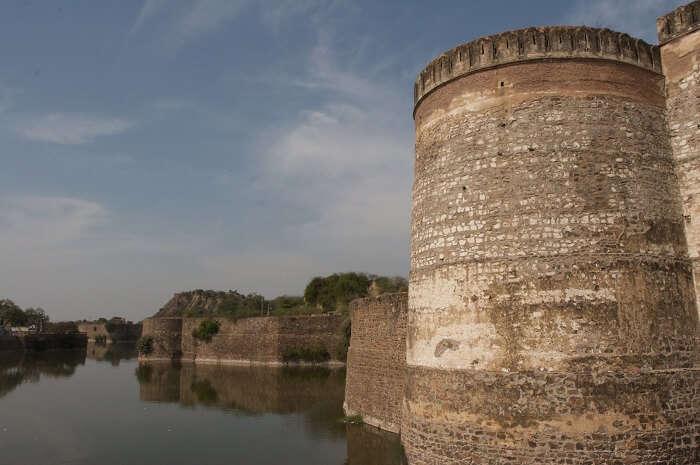 Iron Fort - Bharatpur India
