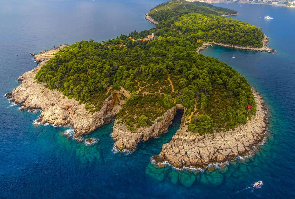 Lokrum Island