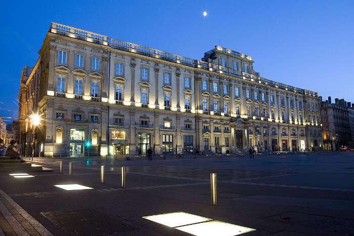 Lyon Fine Arts Museum France
