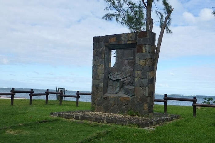 Matthew Flinders Monument
