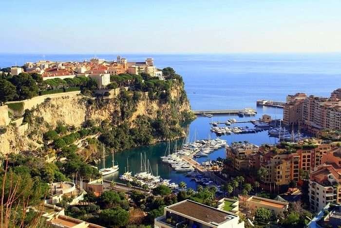 take a trip to Monaco