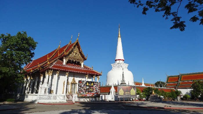 Nakhon Si Thammarat in Thailand