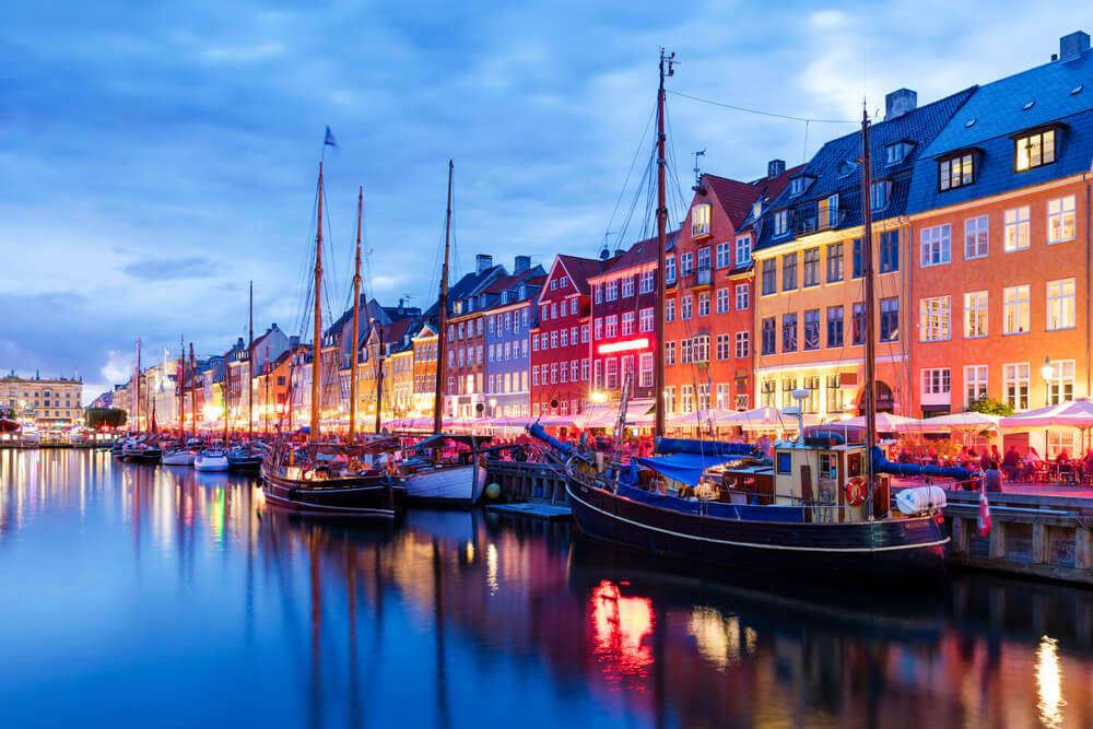 Nyhaven in Copenhagen