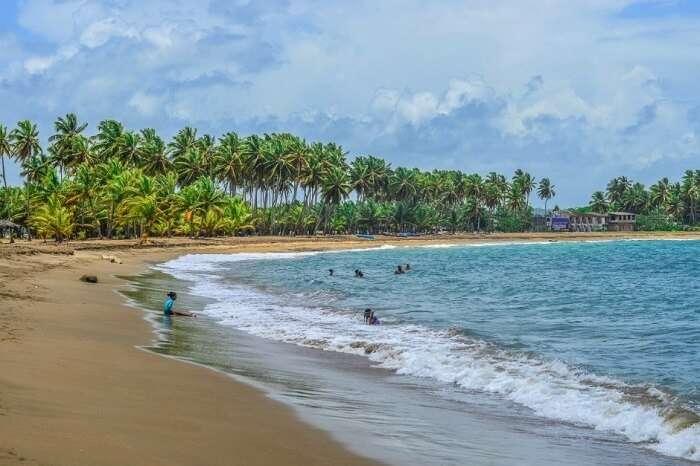 Paradise Beach cebu