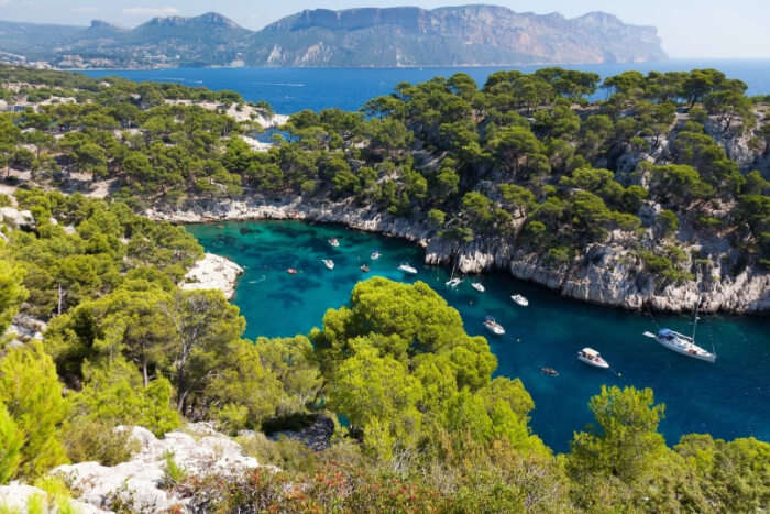 Marseille's outdoor beauty