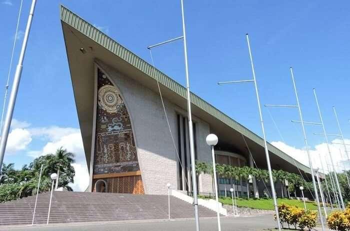 Parliament Haus