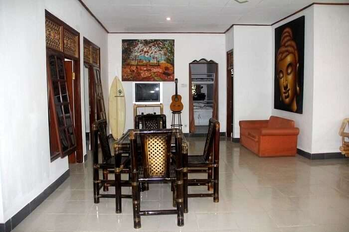 SR Home Hostel, Bali