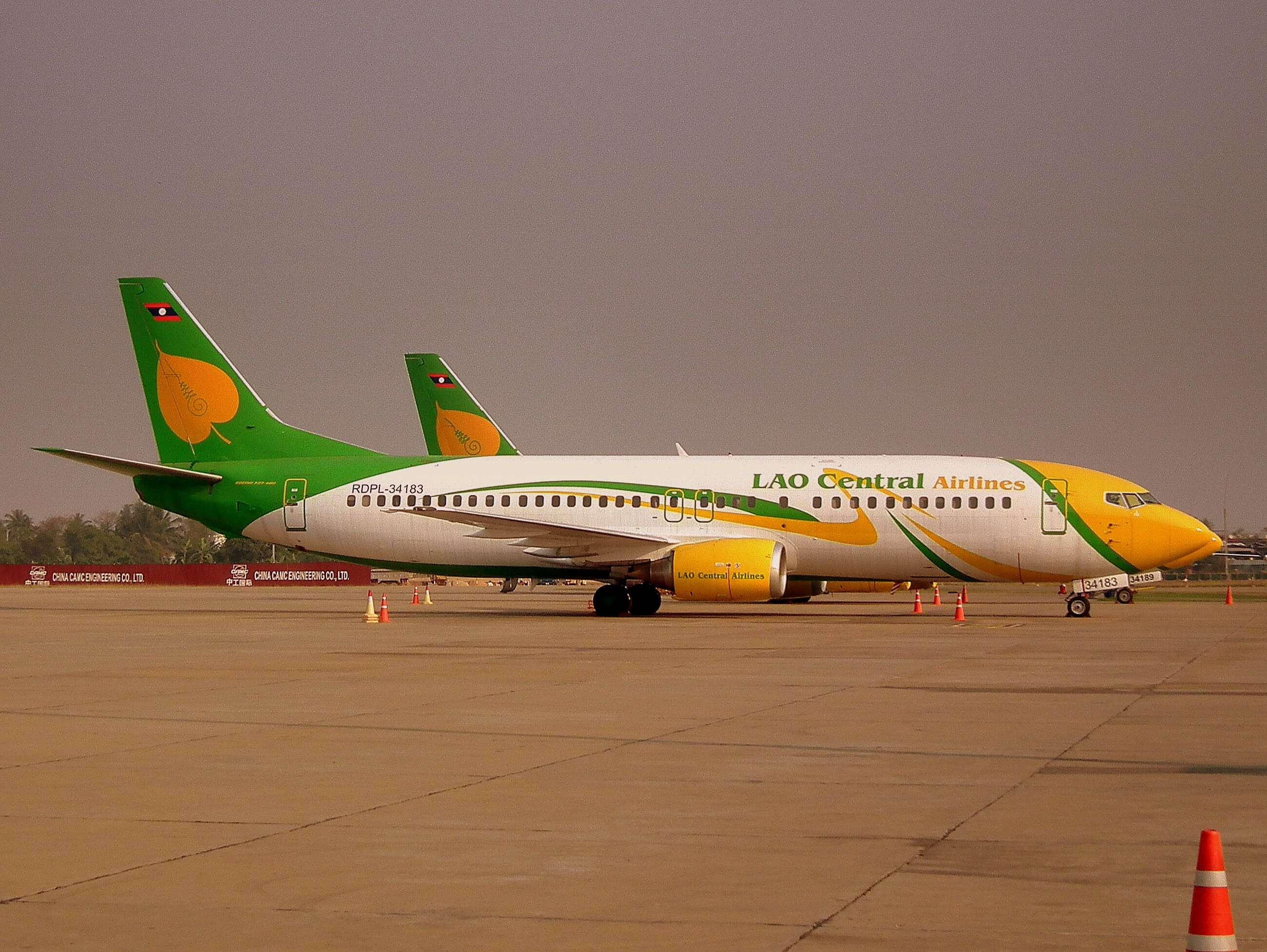 Sayaboury Airport