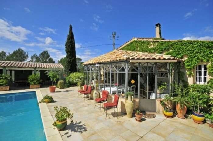 beautiful traditional villa