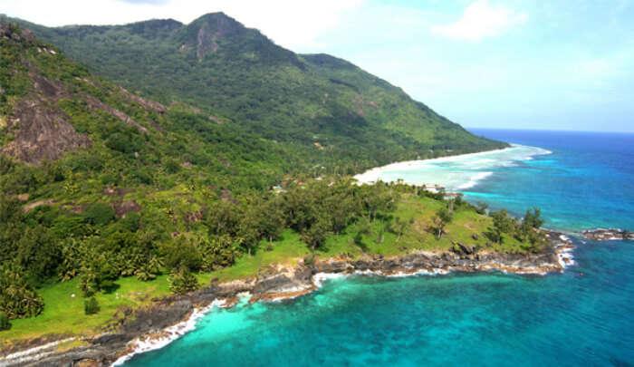 Silhouette Island Marine National Park, Seychelles