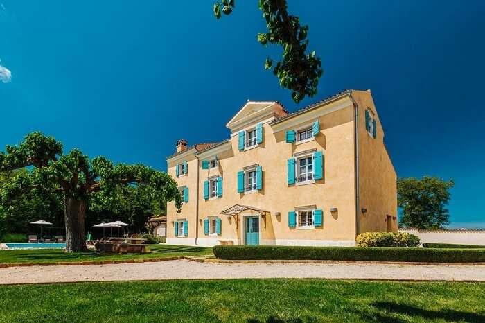 Villa Stanzia Cottage