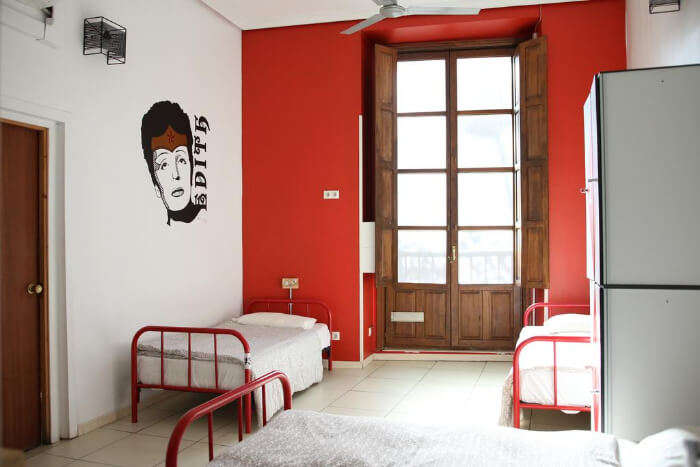 Way Hostel in Spain