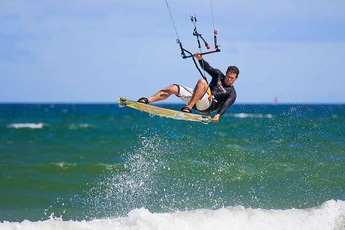 Windsurfing and Kiteboarding