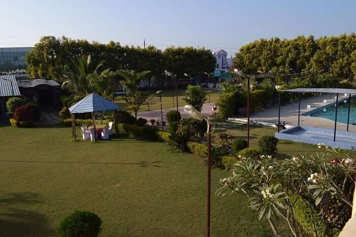 Woods Inn Resort Bhopal