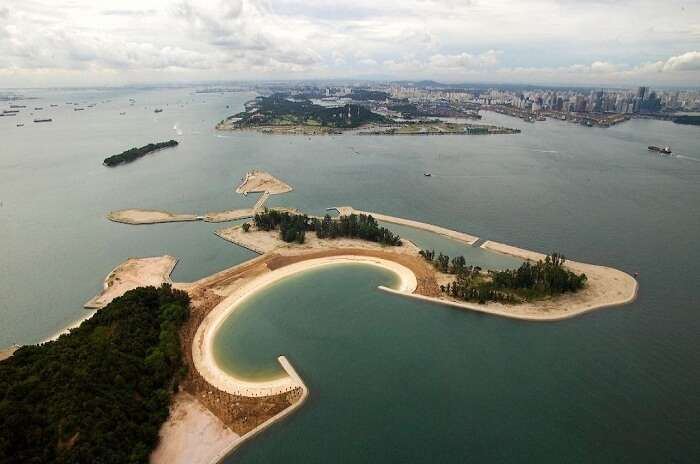 Top beach islands near Singapore