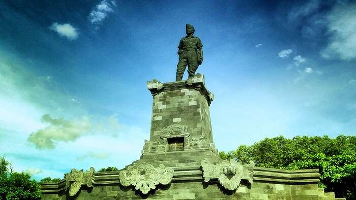 Indonesian national hero