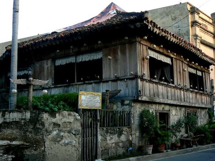 Ancestral House is a heritage