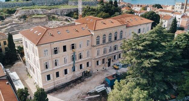 Archaeology Museum in pula