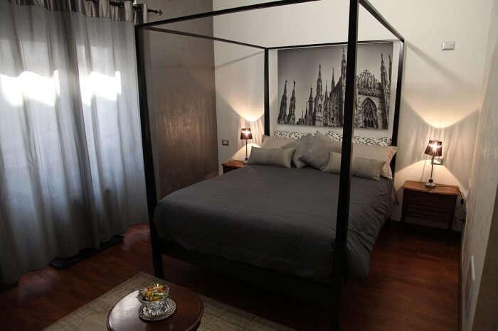 modern and stylish hostel