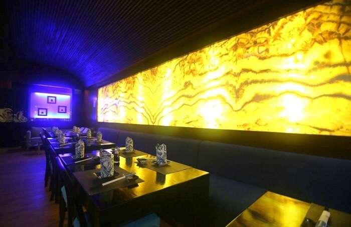 Japanese Fusion Lounge