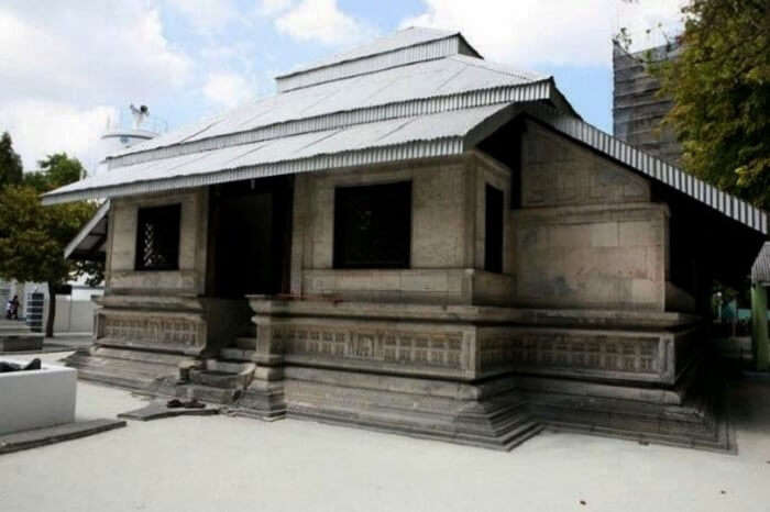 the city's oldest mosque