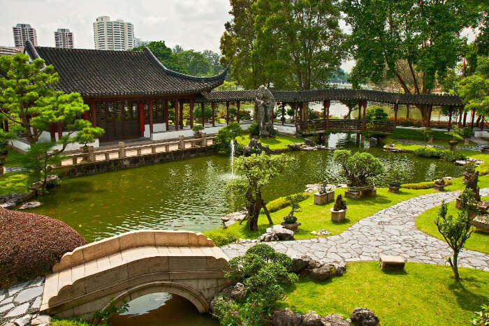 most beautiful garden in singapore