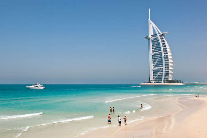 Dubai's iconic buildings