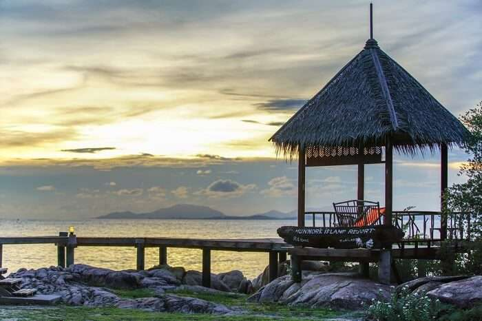 most beautiful resorts in Thailand