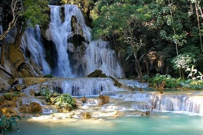 among the top attractions of Luang Prabang