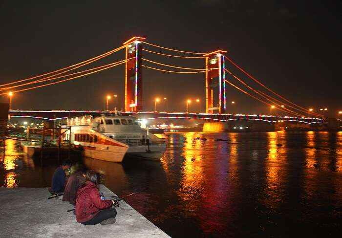 Musi River cruise