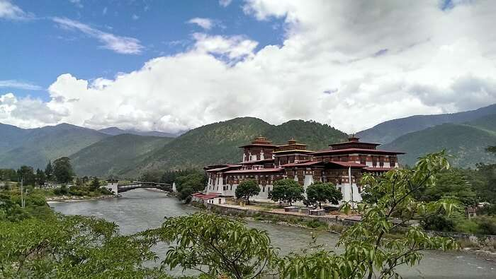 the epitome of architecture in Bhutan