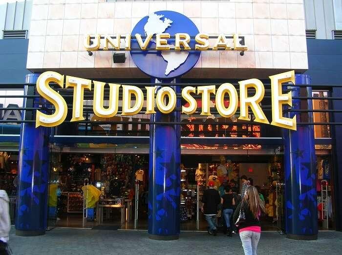 studio store