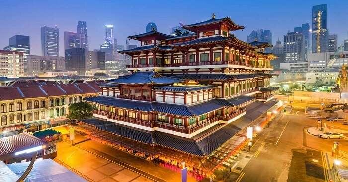 singapore temples og