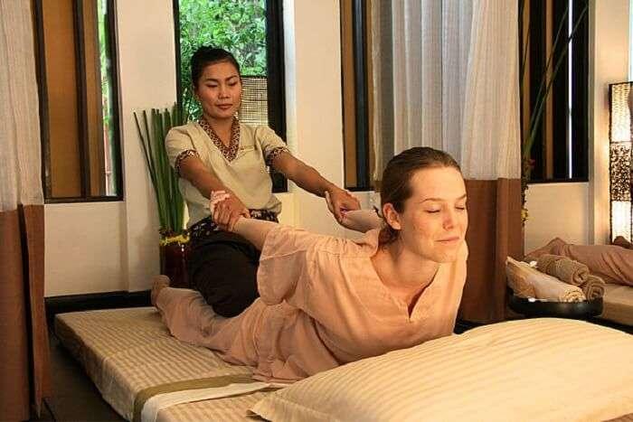 enjoy thai massage