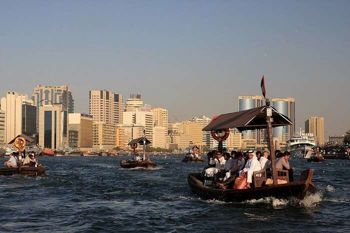 Dhow boat