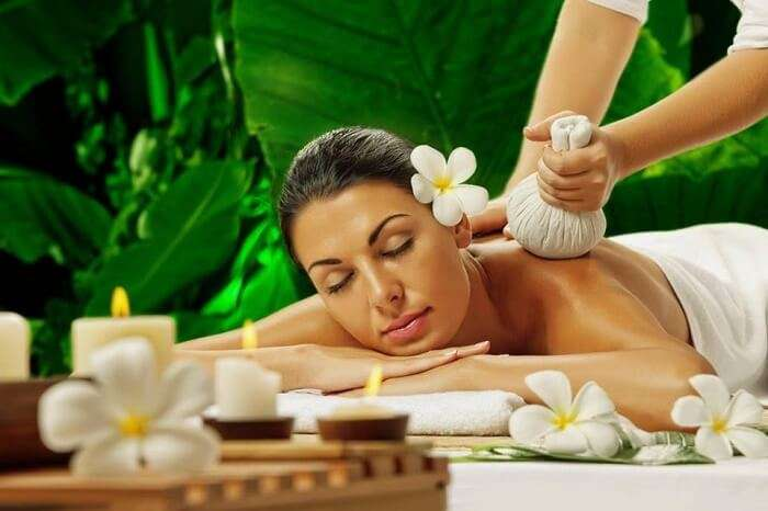Thailand massage