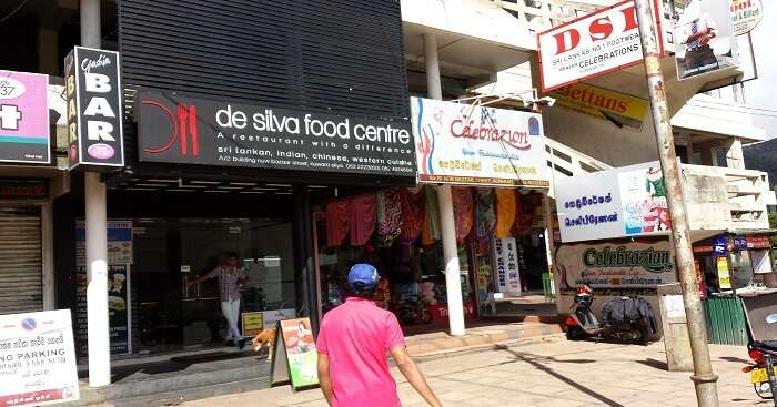 De Silva Centre