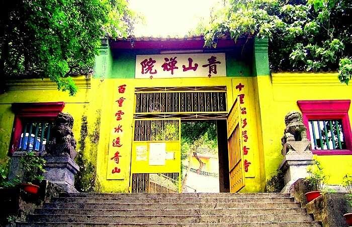 Tsing Shan