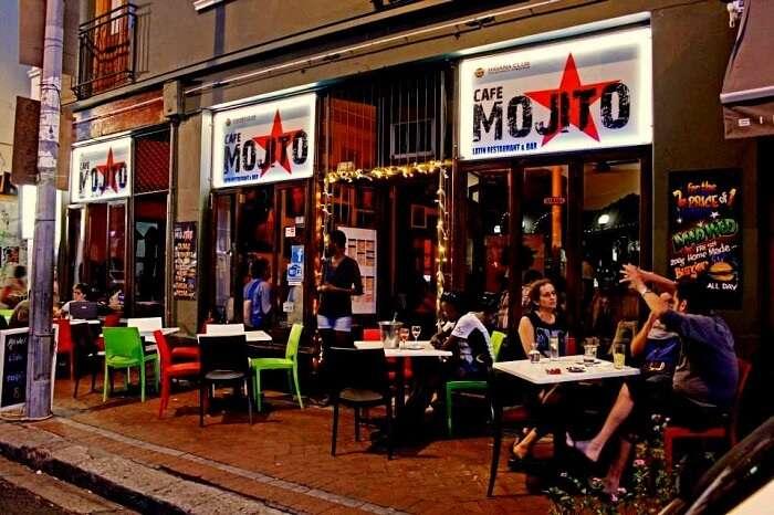 Cafe Mojito