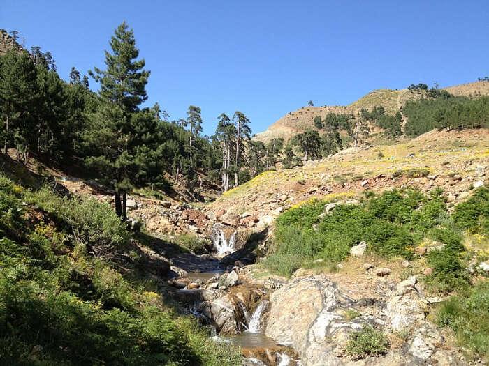 best national parks in Turkey