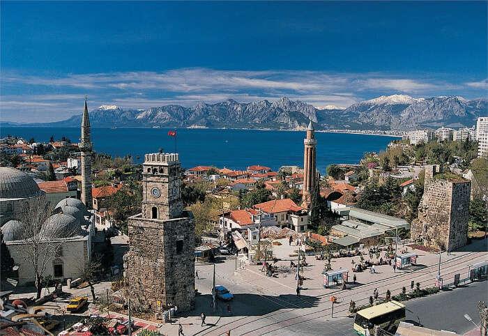 Antalya in Turkey