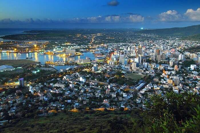 Capture Port Louis on Camera