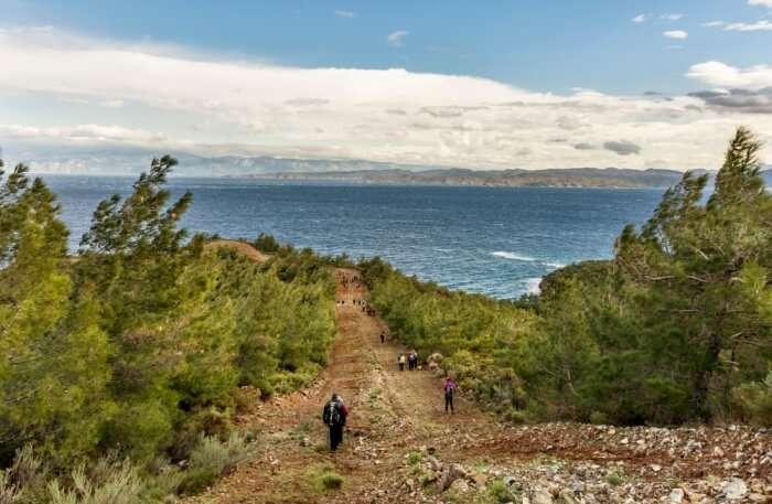 Carian Trail in Turkey